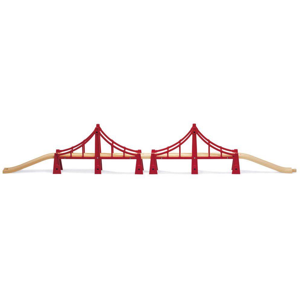 Vláčkodráhy Brio – Most San Francisko