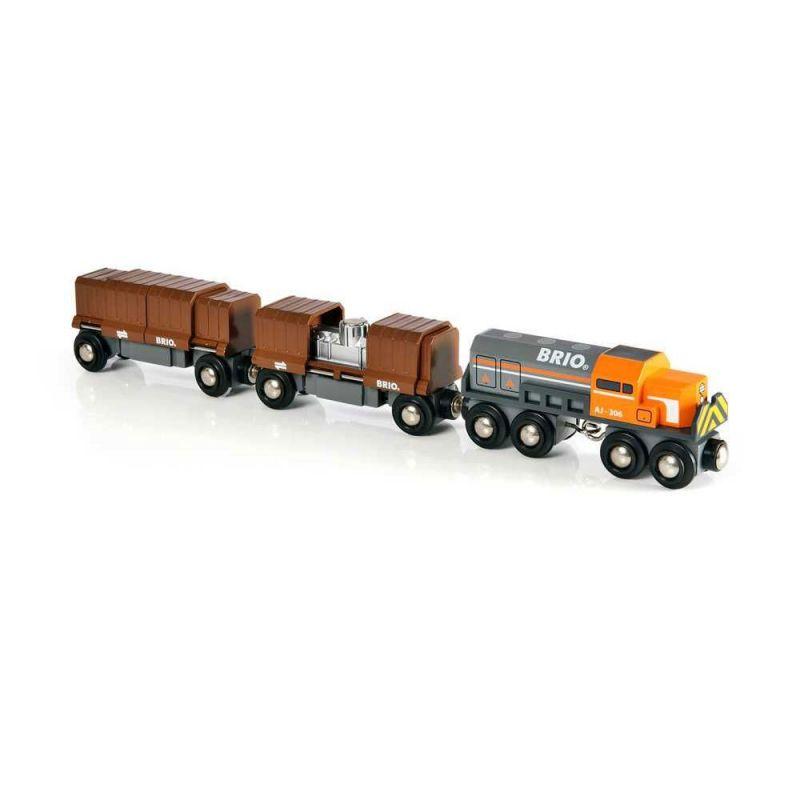 Souprava nákladní vlak vláčkodráhy