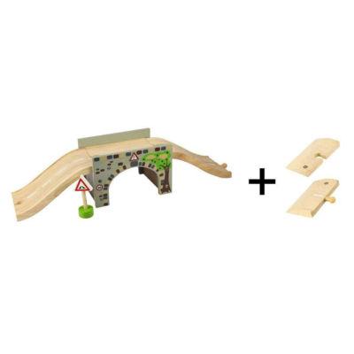 Dřevěné autodráhy