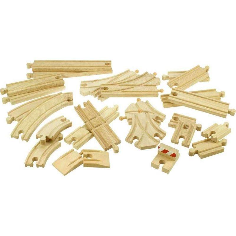 Koleje pro dřevěné vláčkodráhy