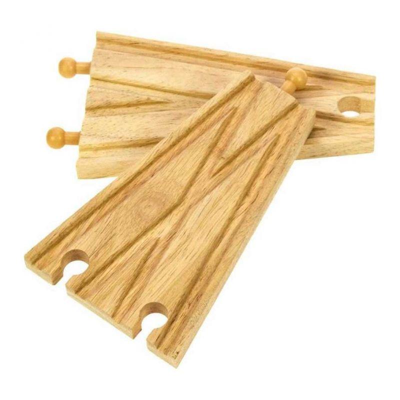 Dřevěná výhybka
