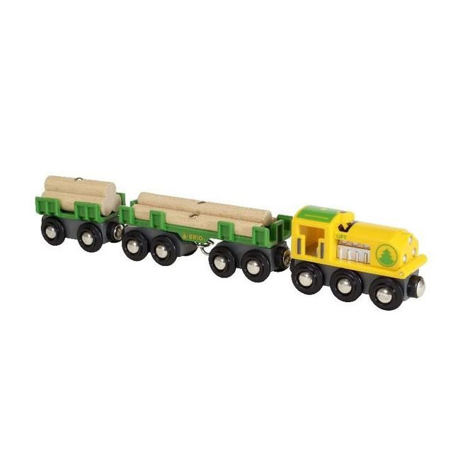Brio nákladní lokomotiva