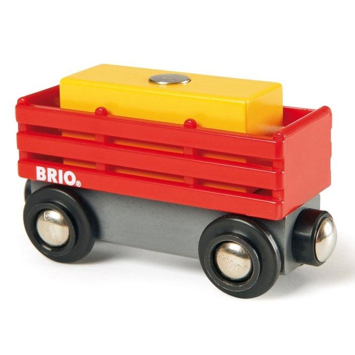 Brio vagón s nákladem