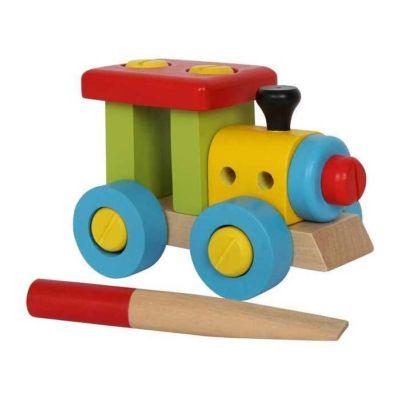 Stavebnice – Konstrukční vlak