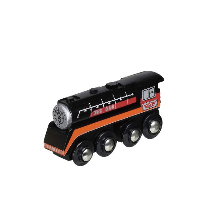 Parní lokomotiva Epocha