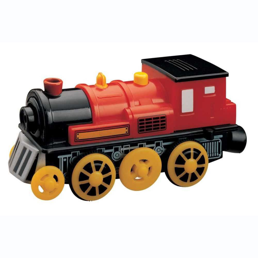 Dřevěné lokomotivy