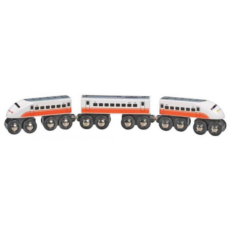 Vlaková souprava pro vláčkodráhy