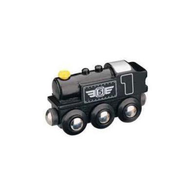 Lokomotiva Maxim černá