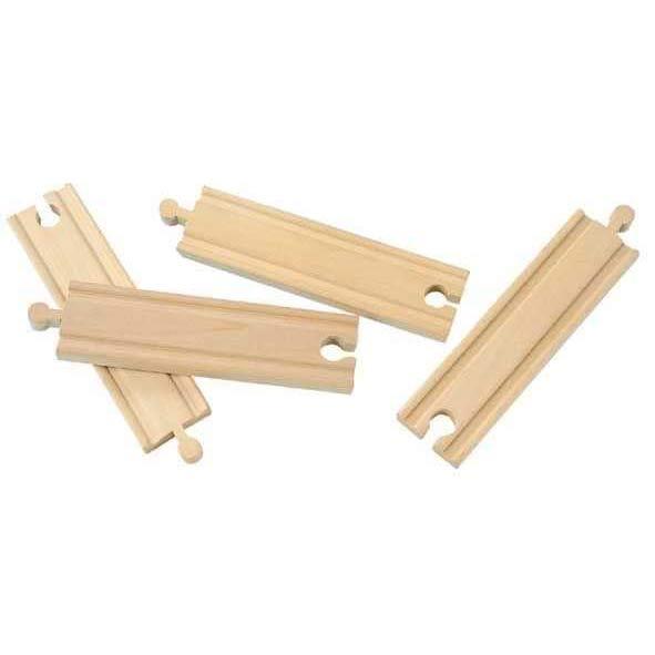 Dřevěné koleje dlouhé