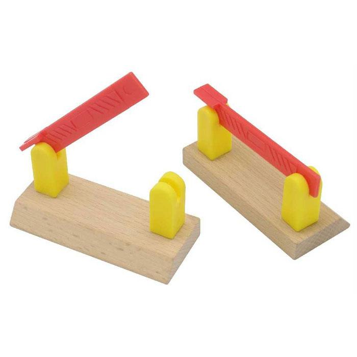 Dřevěné vláčkodráhy Maxim – Závory jednoduché