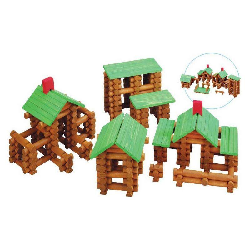 Dřevěná stavebnice Maxim Srubová stavebnice