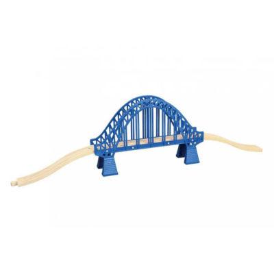 Obloukový most pro vláčkodráhu