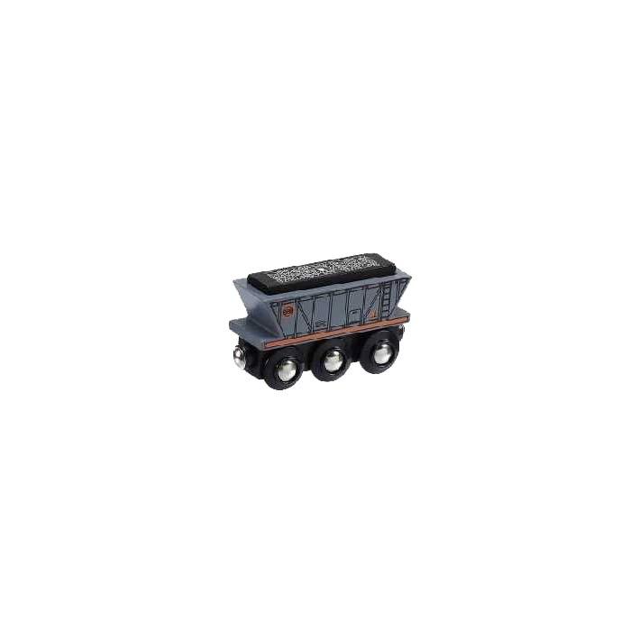 Vagón s uhlím