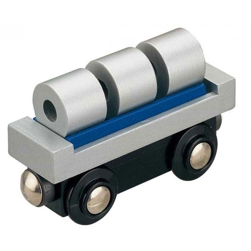 Vagón s cívkami