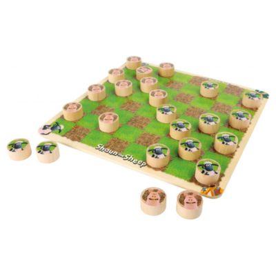 Ovečka Shaun- hra dáma