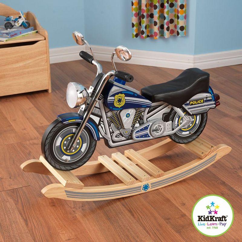 Houpací motorka pro děti