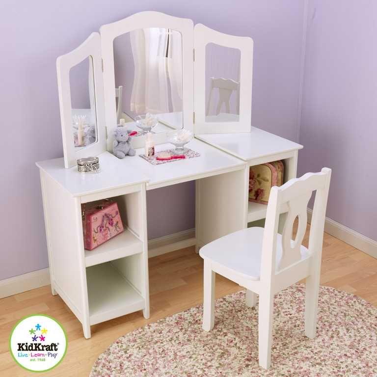 Kosmetický stolek pro děti