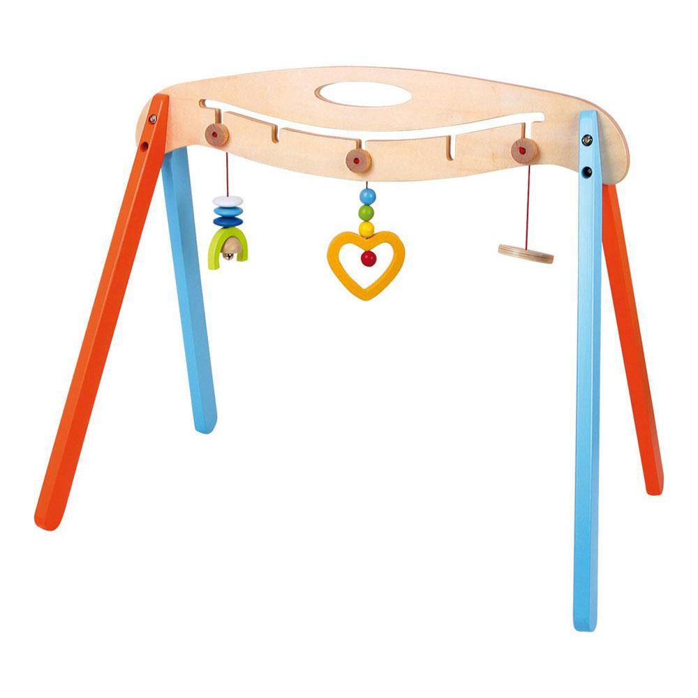 Dřevěná hrazdička pro děti