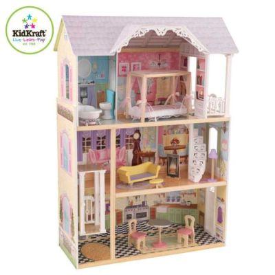 Domeček pro panenky- dřevěný