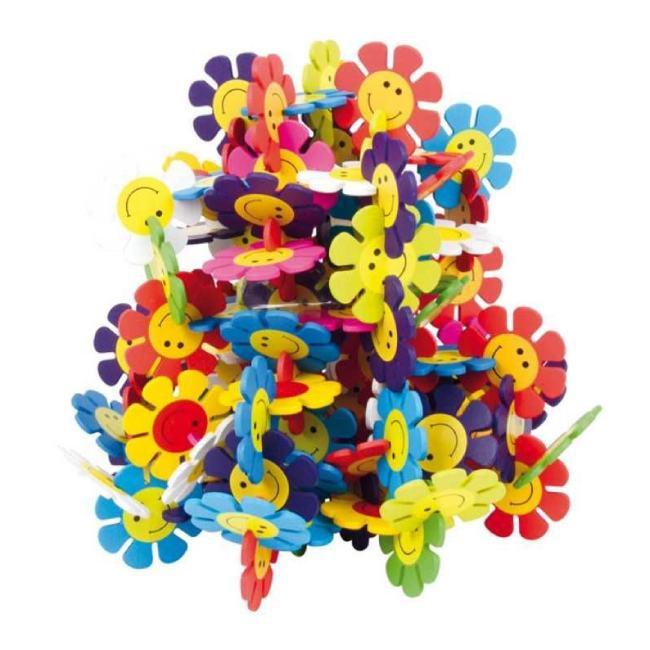 LE6573 spojovací hra květina