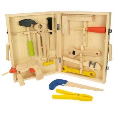 Kufřík s nářadím pro děti