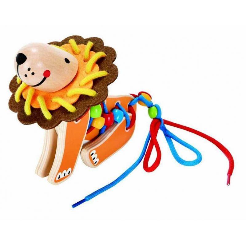 Šněrovací lev