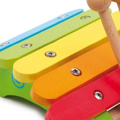 LE8534 xylofon šnek