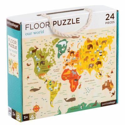 Velké podlahové puzzle pro děti