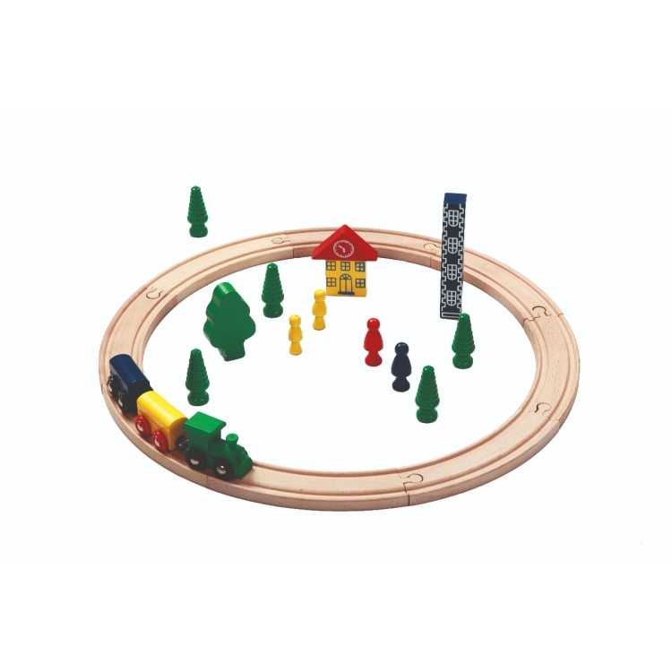 23pcs-train-set