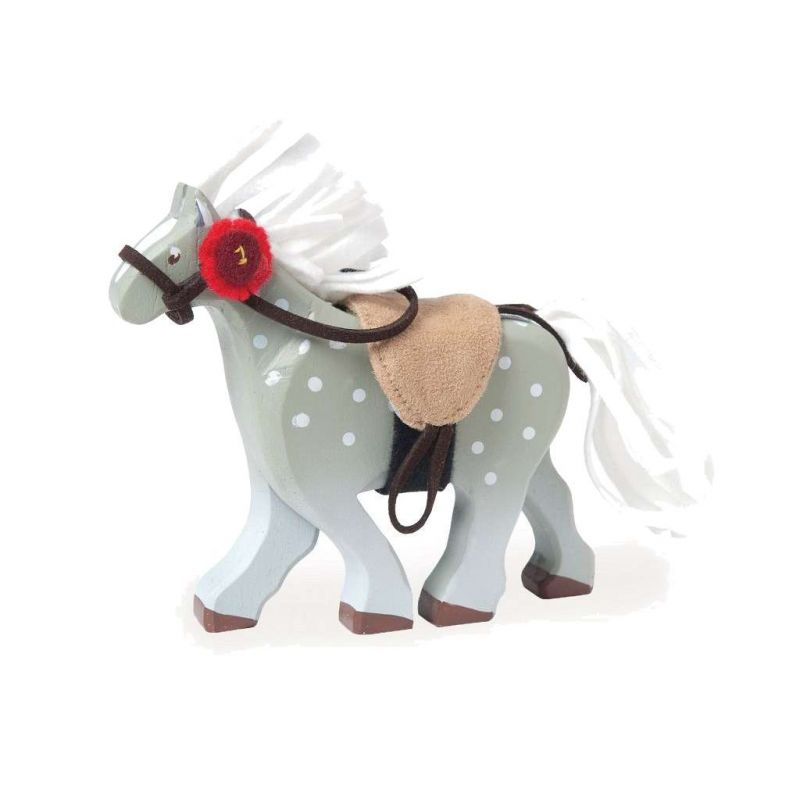 BK836-Grey-Horse