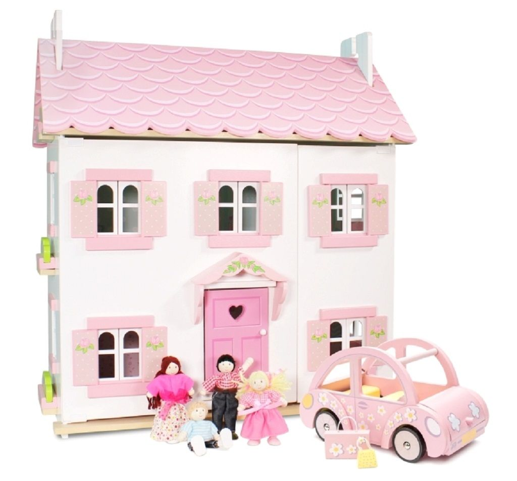 H104-Sophies-House-ME043-Pet-Set-and-P051-Doll-Family-and-sophies-car.jpg