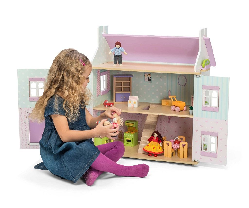 H108-Lavender-House-Life-Style-P051Doll-Family.jpg