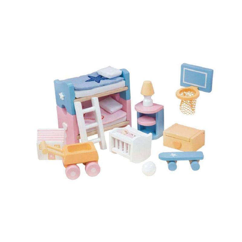 ME054-Sugar-Plum-Children's-Room