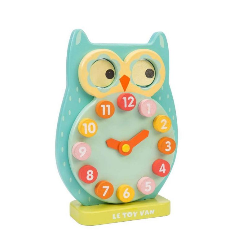 PL010-Blink-Owl-Clock