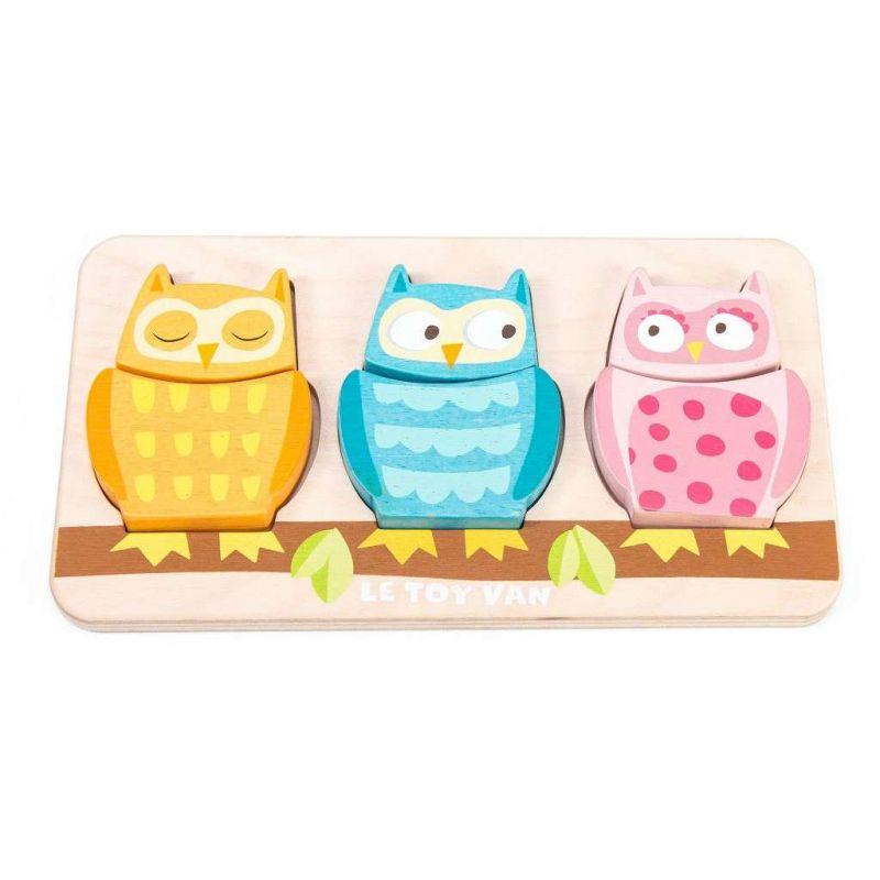 PL027-Chouette-Owl-Puzzle