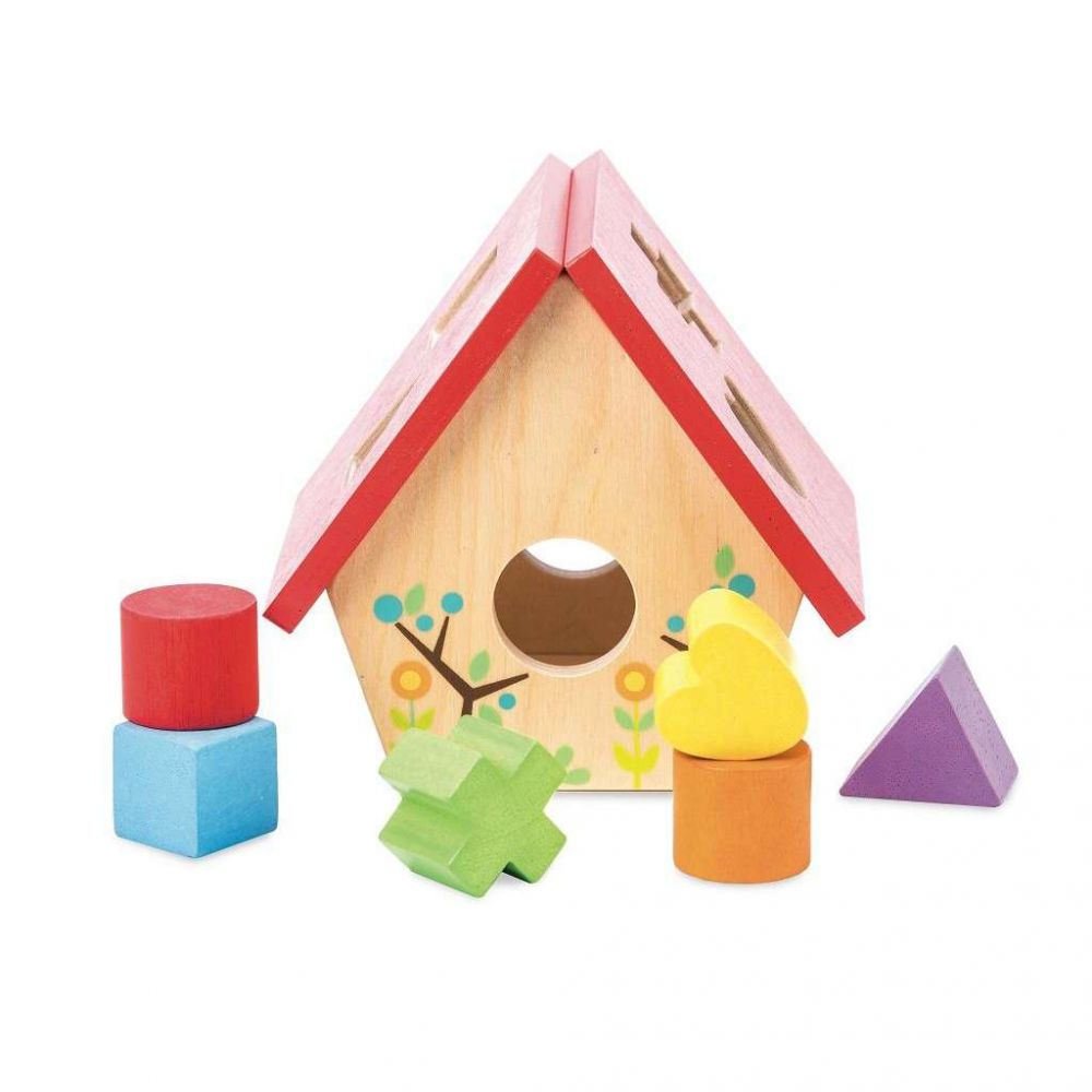 PL085-My-Little-Bird-House-Shape-Sorter-(1)