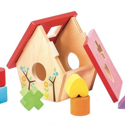 PL085-My-Little-Bird-House-Shape-Sorter-(2)