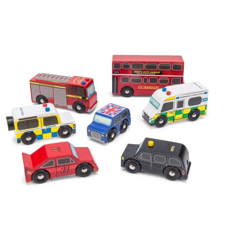 TV267-London-Car-Set