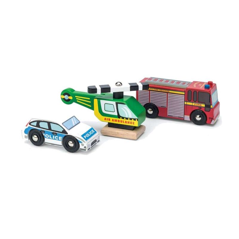 TV465-Emergancy-Vehicle-Set