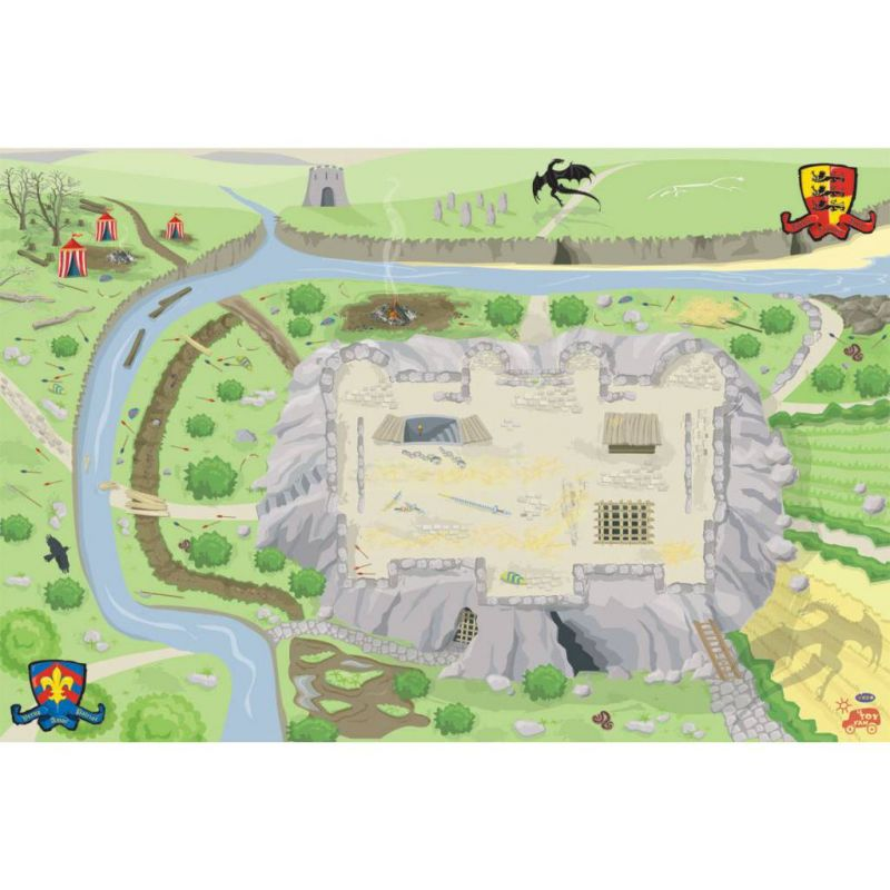 TV575-Original-Giant-Castle-Playmat-100 x 150cm