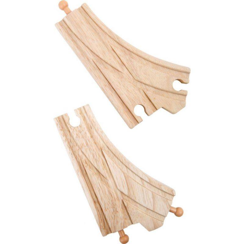 Dřevěný výhybka