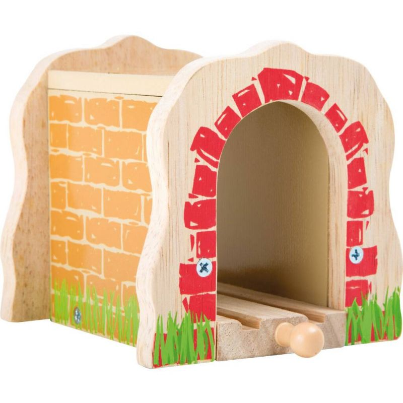 Tunel pro vláčkodráhu
